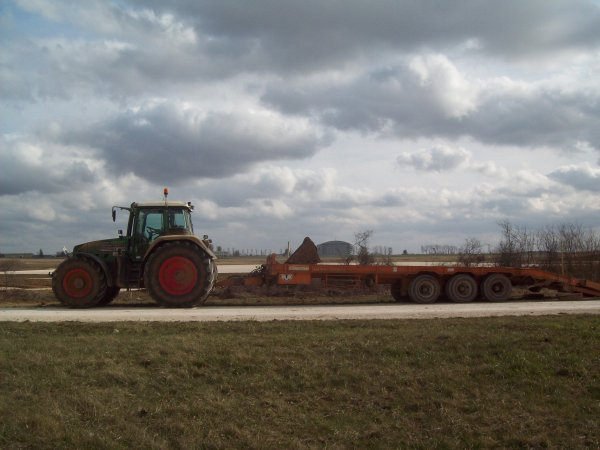 fendt 820 et dangreville