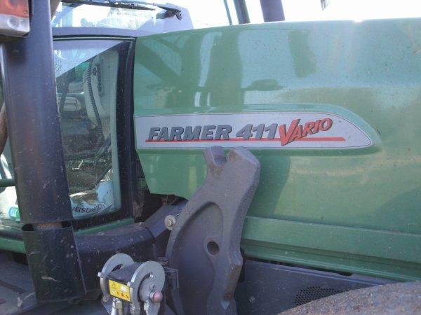 fendt farmer 411 vario et noremat