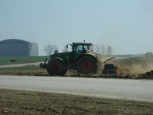 fendt 936 et recycleur