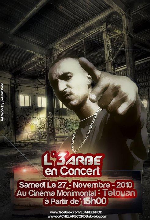 L3arbé en Concert