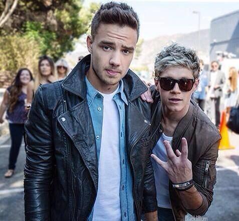 Liam et Niall