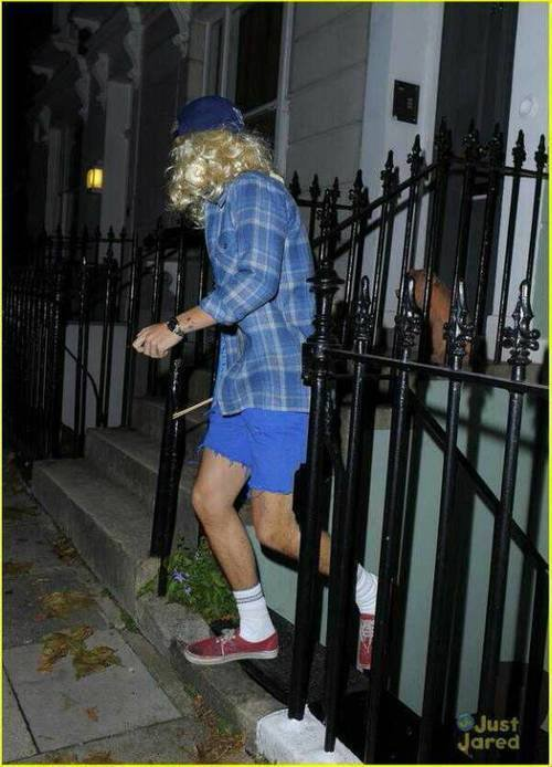 Harry hier soir!