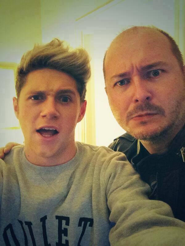 Niall et Cauet !!