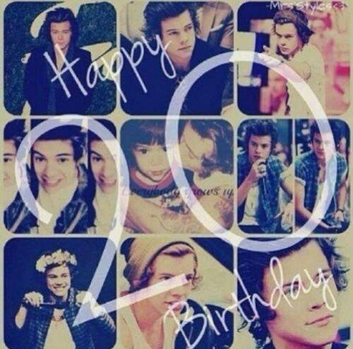 Joyeux anniversaire Harry Styles !!!