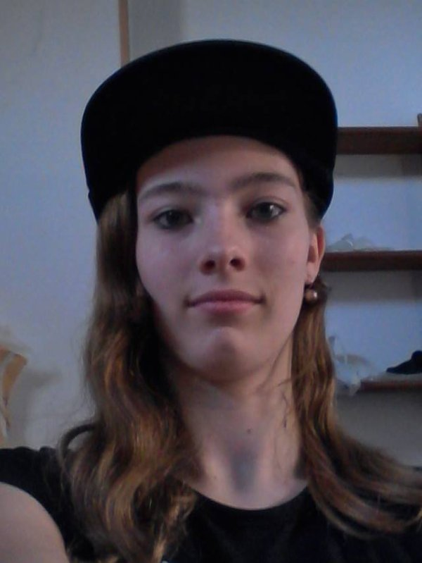 ma petite fille gwendoline 14 ans  2014