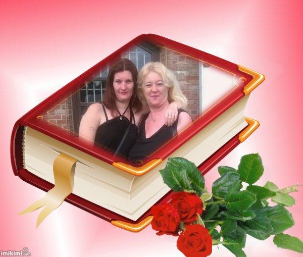 moi et ma fille christine