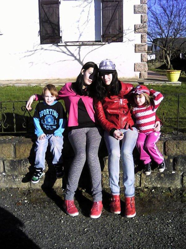 ma petite famille je vous aime