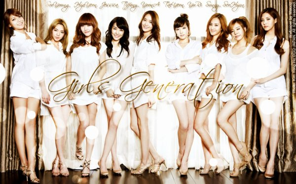Girls' Generation :: The Boys