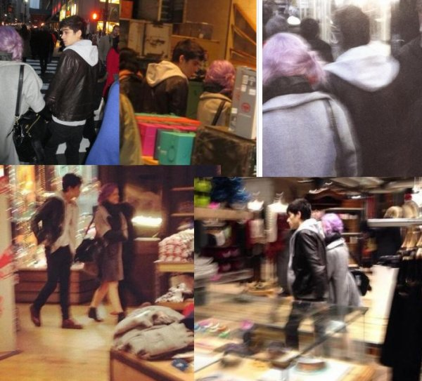 news du 03/12/2012 ♥