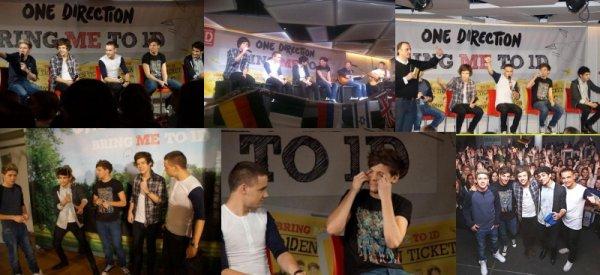 news du 05/12/2012 ♥