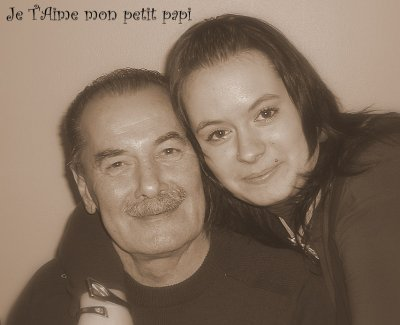 Tu me manques tellement papi....