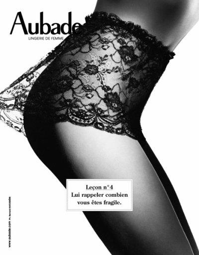 Leçons n°4 d'Aubade