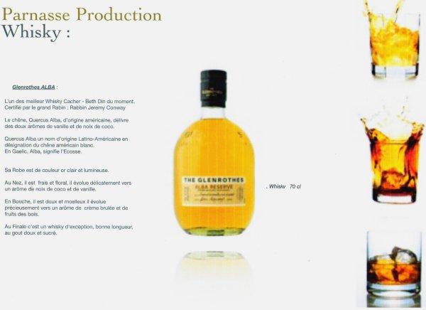 Whisky Glenrothes ALBA