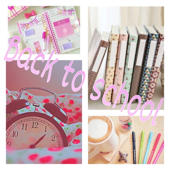 ⇨ Info : Back to school ⇦
