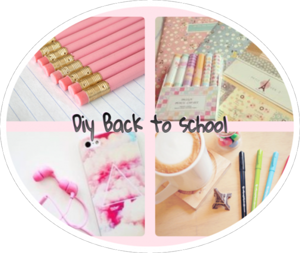 >> Diy Back to school <<