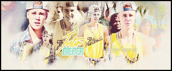 . Votre nouvelle source pour suivre au quotidien toute l'actualité de - Justin Bieber! www.Bieber-Justins.skyrock.com ♦ Suis ici tout les news à travers ce blog de l'interprète de Baby Justin Drew Bieber.  .