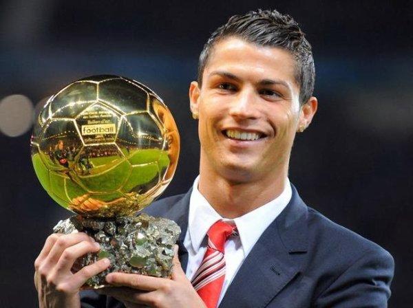 Cristiano Ronaldo avait le ballon d'or de 2014