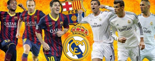 Ronaldo est copain avec Messi - Voila Ronaldo et Bale et Benzema et Messi et Iniesta et Neymar