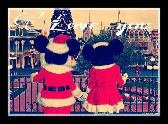 Y'a que dans les Disney que l'amour est vrai
