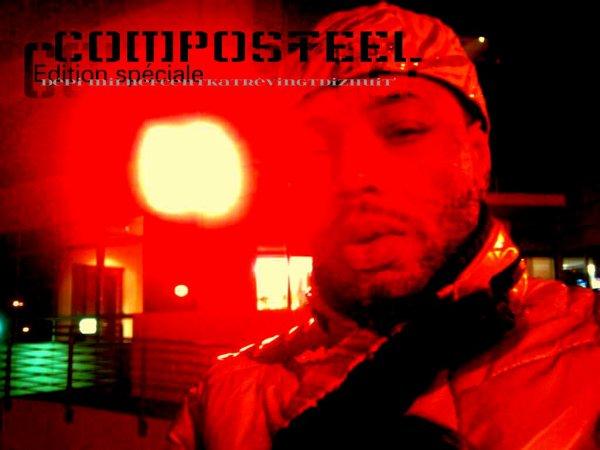 COMPOSTEEL / Aretha doudou  (2012)