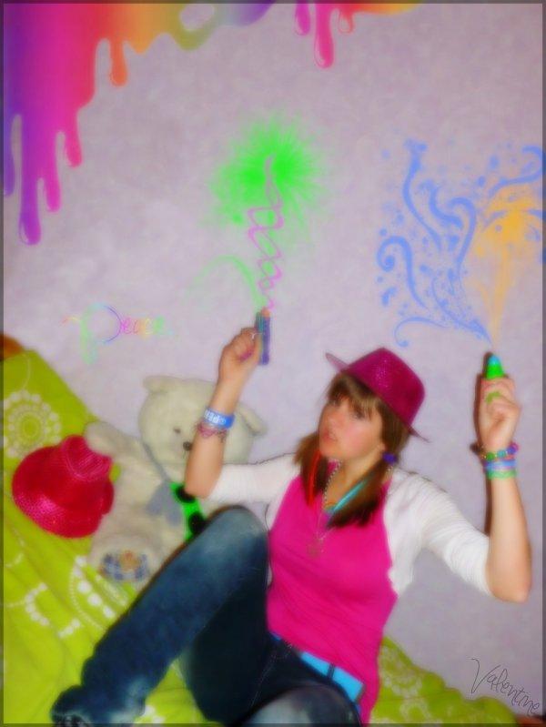 Vis ta vie en couleur