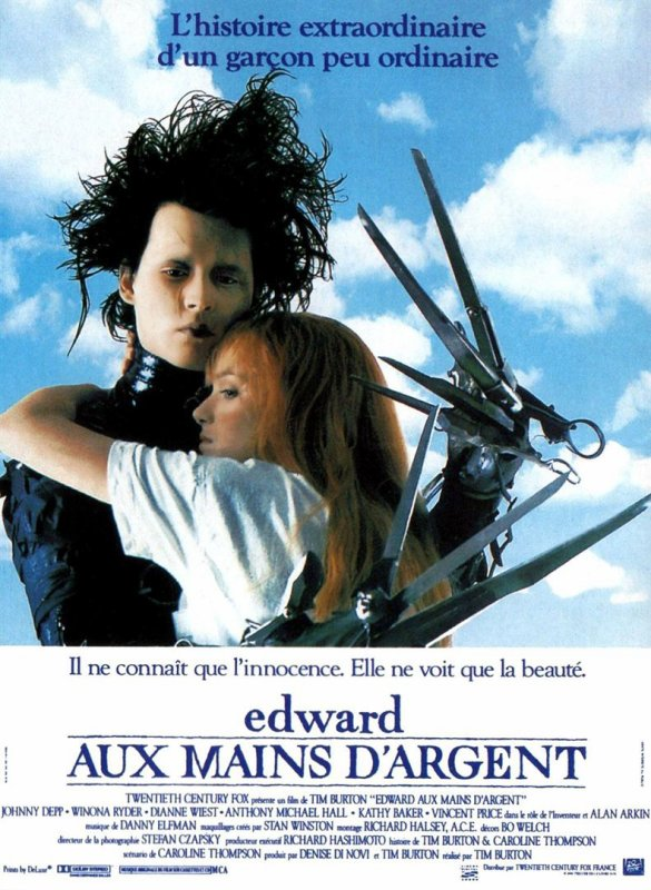 TOP 5 : Tim Burton ♡