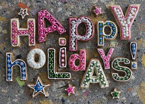 ❄ Bonne fêtes ❄