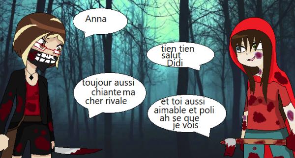 Diamond-Black vs Anna