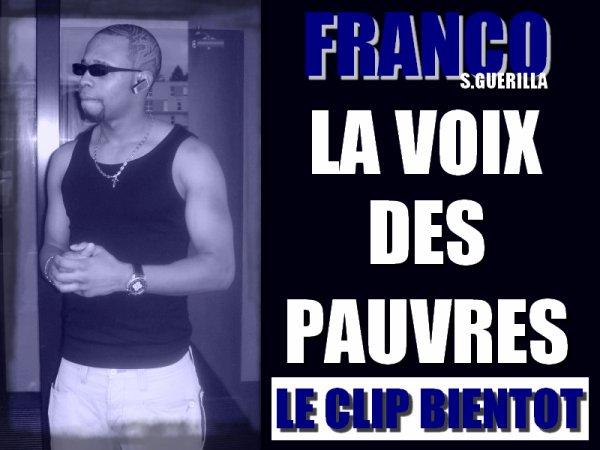 Franco (S.Guerilla) - La Voix Des Pauvres (2012)