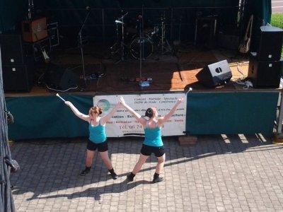 20 et 21 août: Participation au Festival Jeunesse de Mouvaux