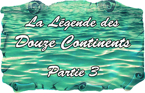 PARTIE 3 : La Forêt Bleue