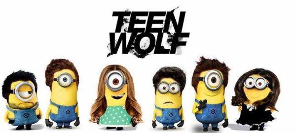 teen wolf minions