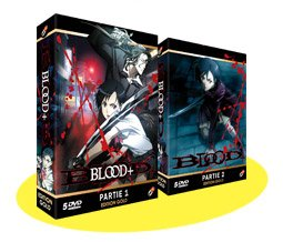 Blood + Dvd
