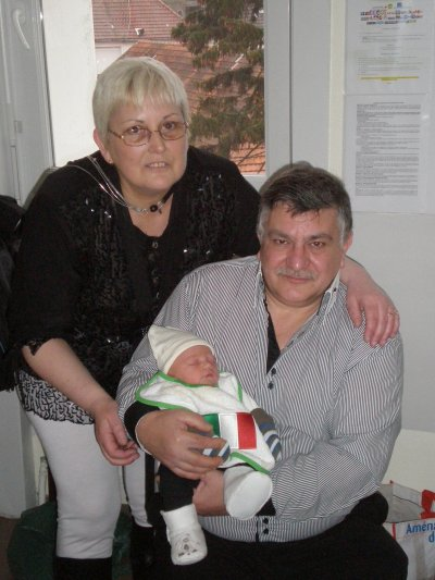 mes parent et lorenzo