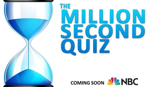 The million second quiz : le jeu ultime ... Ou pas !