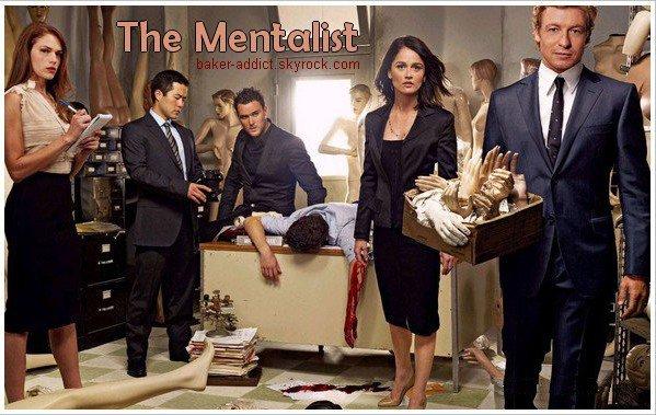 Présentation de la série The Mentalist.