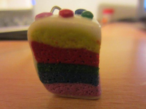 Gâteau Arc-en-Ciel ^^