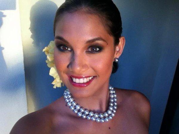 Miss Tahiti 2013