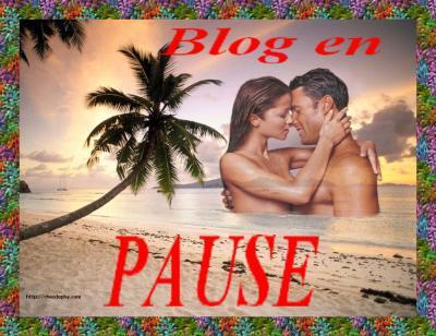 Blog en pause !!!!