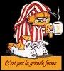 Mon choux-choux est malade pour cause il n'était pas la hière au fêtes de Wallonie de La Louvière snif snif. Remet toi vite petit choux