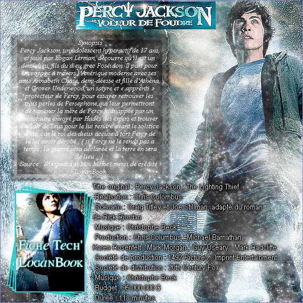 Percy Jackson : La Saga