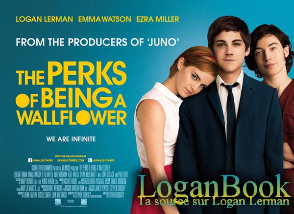 27 . 07 . 2012  Voici l'affiche de The Perks version UK qu'Emma Watson a postée sur Twitter . Je la trouve parfaite , vos avis ? :)