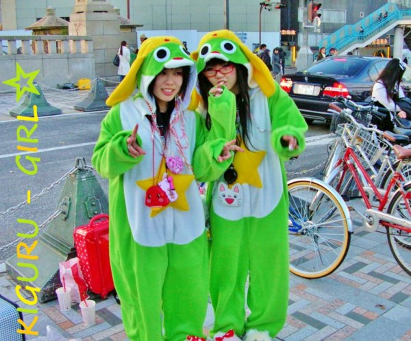 KiGuru - Girls Keroro !
