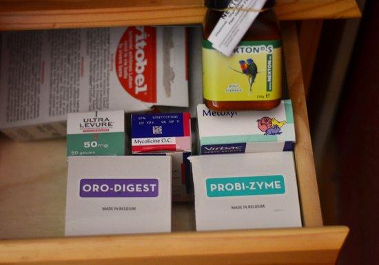 Quelques produits de soins