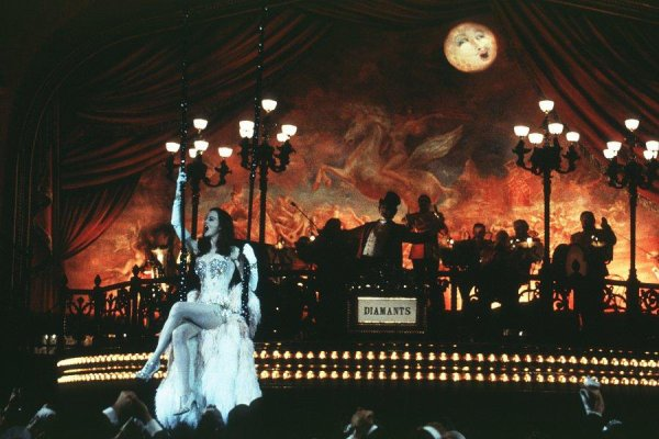 Moulin Rouge ! (2001) - ♥♥♥♥♥
