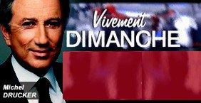 Lavilliers dans Vivement Dimanche sur France 2