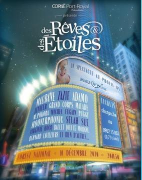 """Lavilliers au Make-A-Wish """" Des Rêves et des Etoiles"""" le 10 decembre 2010"""