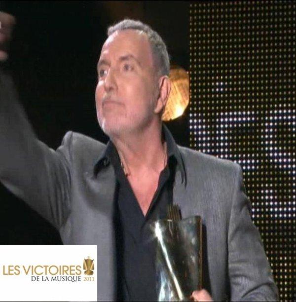 9 février 2011, Bernard Lavilliers enfin récompensé