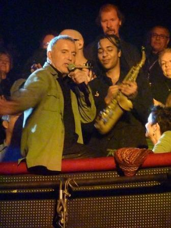 Bernard Lavilliers Olympia 9 mars 2011 suite 2