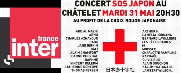Bernard Lavilliers sur France Inter le 31 mai à 20H00